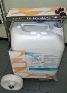 Nebulizador X3 de Citrosol