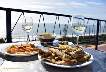 Gastronomía que mira al Atlántico desde Huelva