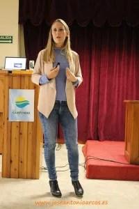 Adelina Salinas. ZOI Agrícola.