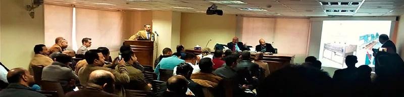 Seminario técnico de poscosecha de Citrosol en El Cairo, Egipto.