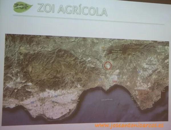 ZOI, en Pechina (Almería).