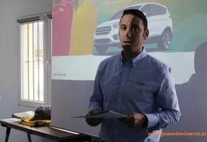 David González, técnico comercial de Clause.