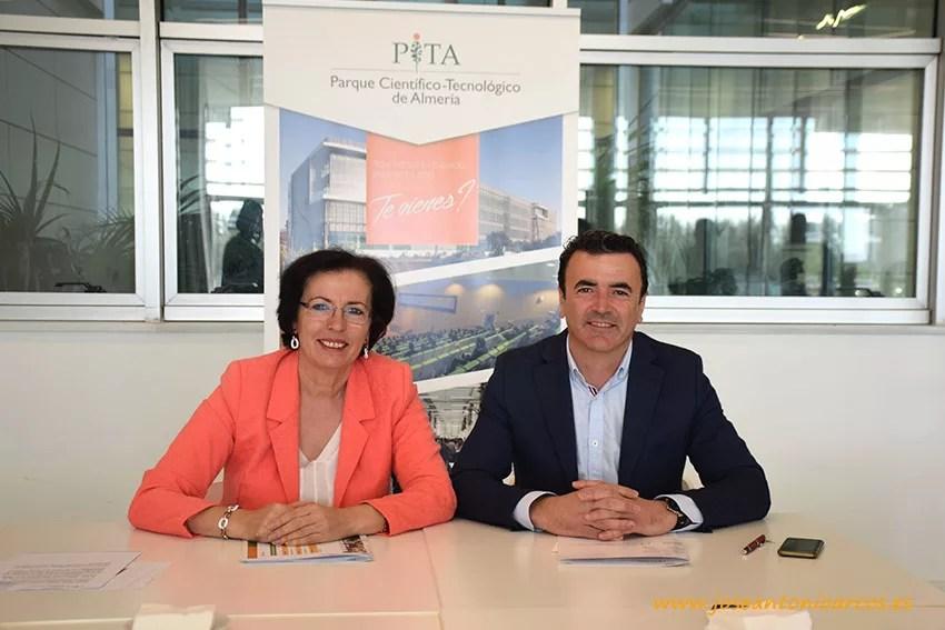 Gracia-Fernandez-y-Antonio-Domene,-presentacion-balance-anual-PITA