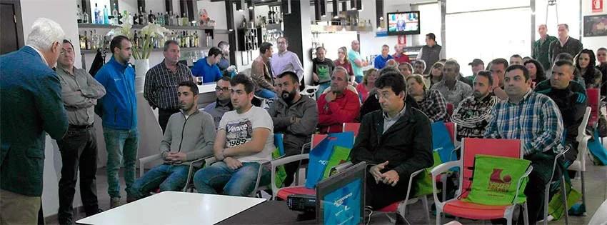 Grupo Agroponiente abre un centro en Murcia.