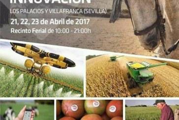 Días 21, 22 y 23 de abril. XXIII Feria Agroganadera y de la Innovación. Sevilla