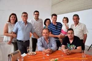 Familia Ibáñez y amigos-con Naturinda