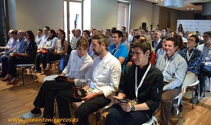 Evento de Syngenta en Málaga.