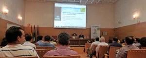 Jornada de Agricultura y Cambio Climático celebrada en Córdoba.