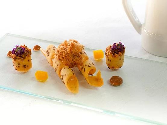 Natividad Díaz. Chef andaluza. Concurso de cocina mediterránea