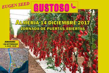 Día 14 de diciembre. Jornada de tomate de Eugen Seed