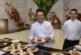 El chef Rafa Morales cocina el Reino de los Sabores en Barcelona