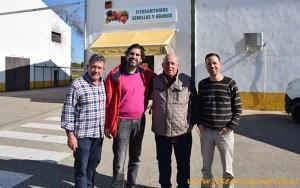 Almacén de insumos agrícolas. de la cooperativa Virgen de las Nieves.