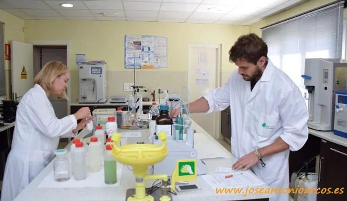 Laboratorio de Seragro Integral.