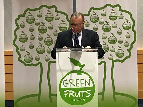 Presidente de Green Fruits, Francisco Gilabert