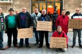 El citricultor valenciano se rebela frente a la naranja sudafricana