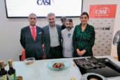 Tony García seduce en Almería Gastronómica con los tomates de CASI