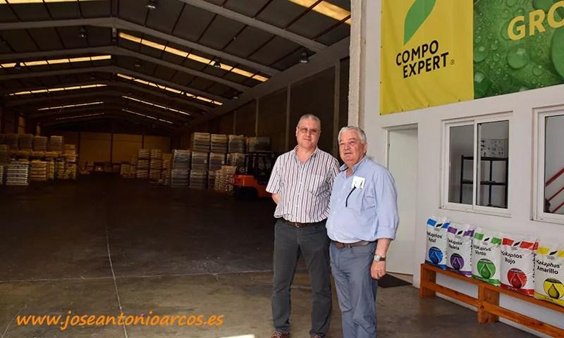 Ángel Luis Díaz y Juan José Placeres. Compo Expert en Canarias. /joseantonioarcos.es