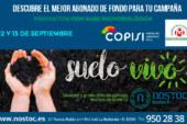 Días 12 y 13 de septiembre. Jornada 'suelo vivo' de Nostoc en Copisi