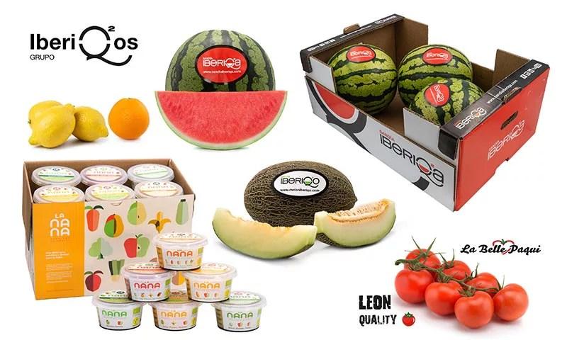 Marca y productos Iberiqos. /joseantonioarcos.es