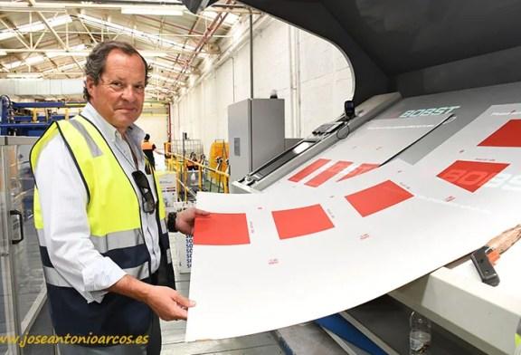 89 fábricas de cartón mantienen la actividad para garantizar los envases