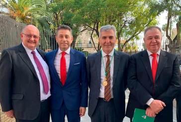 Verdita recibe la Medalla de Andalucía