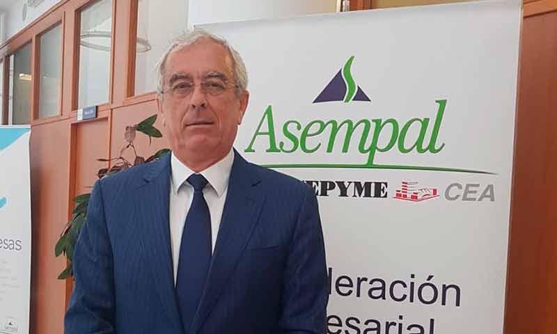 José Cano, presidente de Asempal. /joseantonioarcos.es