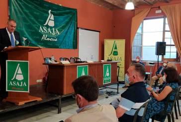 Antonio Navarro es el nuevo presidente de Asaja Almería