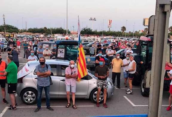 La importación de plagas saca al citricultor valenciano a la calle