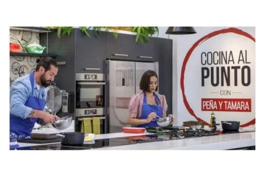 Sandía Fashion se mete en la cocina de Televisión Española