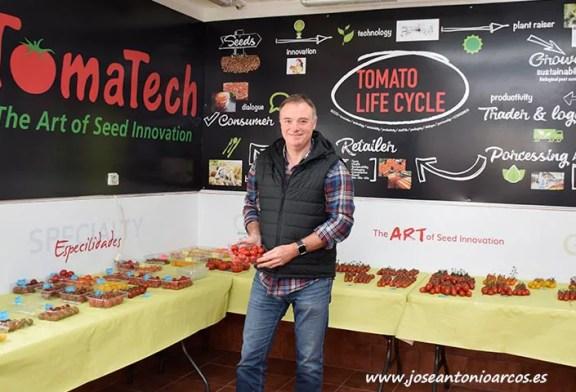 La casa de los genetistas de tomate amplía catálogo en España