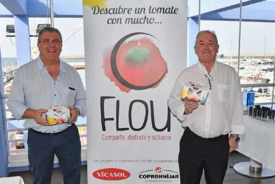 Vicasol y Coprohníjar se unen bajo la marca 'FLOU' de tomate