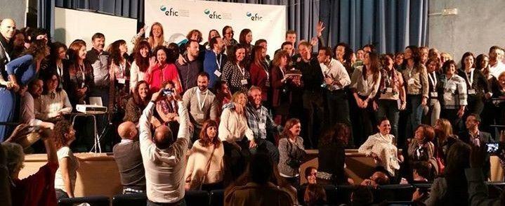 Exorcismo y pasión por el coaching en el quinto aniversario de EFIC