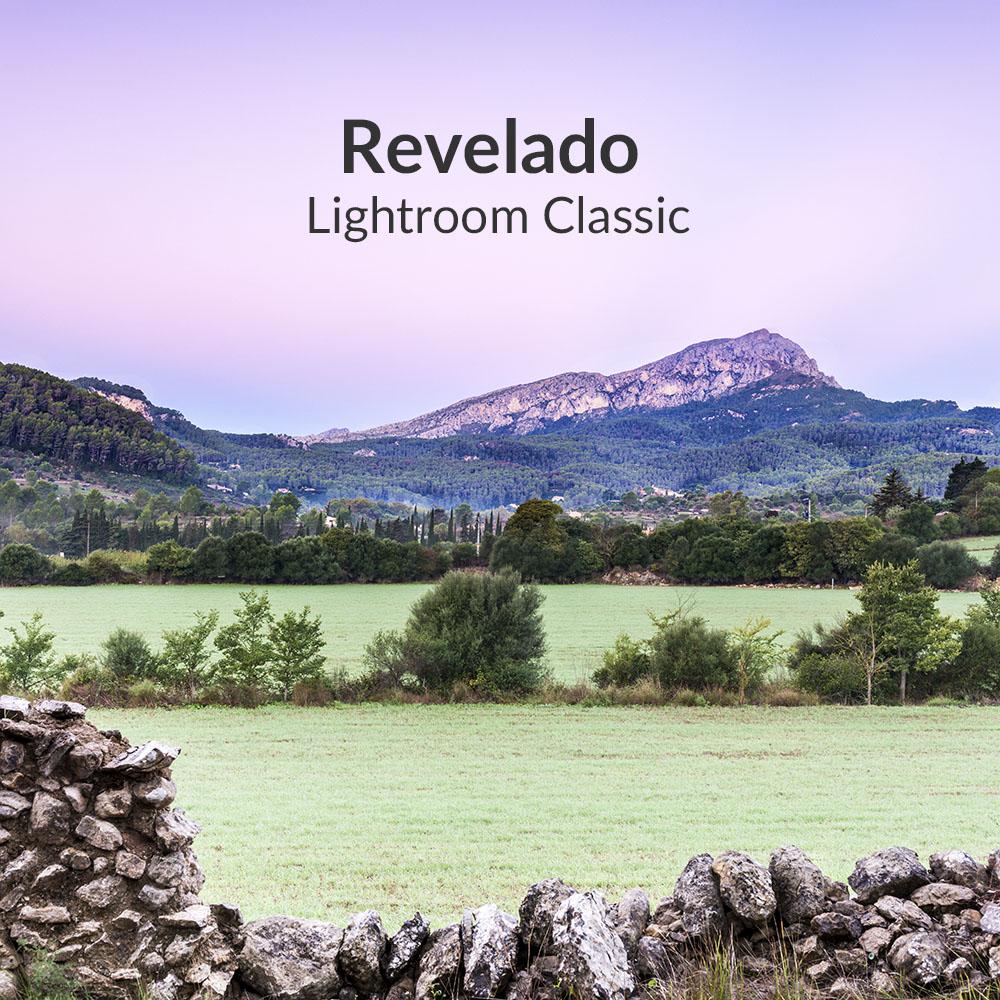 Curso de Revelado con Lightroom Classic