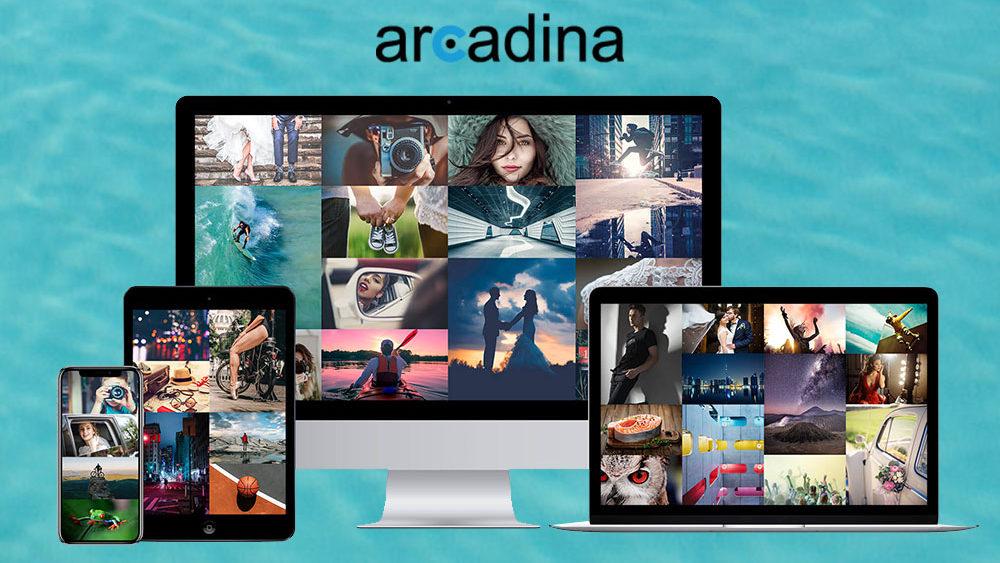 Curso de creación de webs para fotógrafos con Arcadina