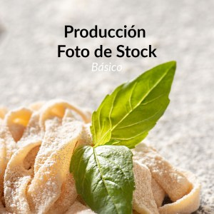 Curso online de producción fotográfica de stock