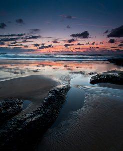 Playa de Galizano. Cantabria
