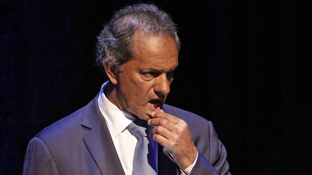 Scioli, el final