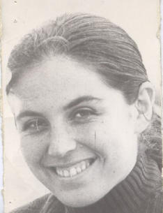 Diana Frida Arón Svigilsky Detenida Desaparecida el 18 de noviembre de 1974 Periodista  UC-2013