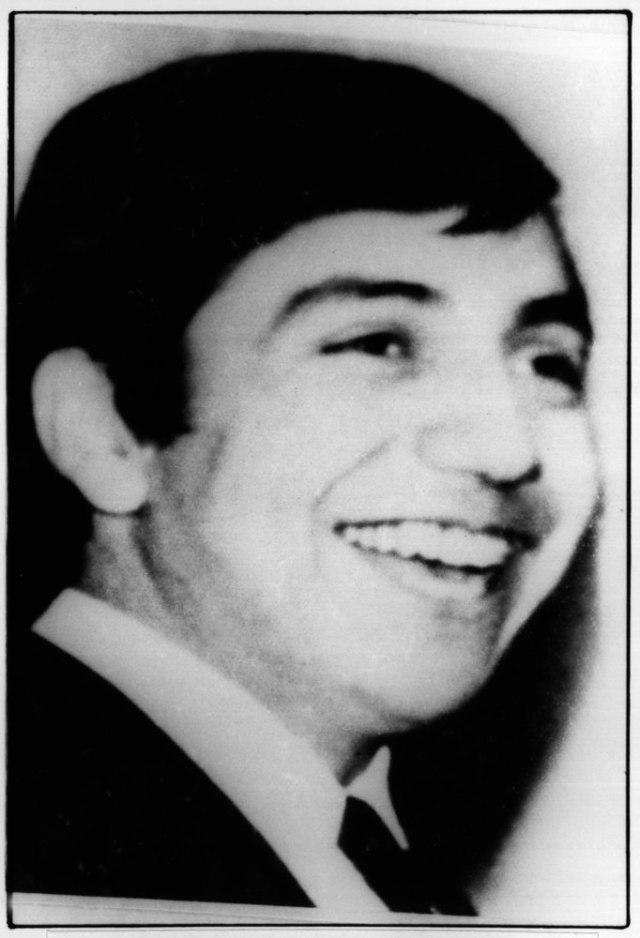 Alfonso Díaz Briones Detenido Desaparecido el 13 de septiembre de 1974 Ingeniero de Ejecución USACH - 2013
