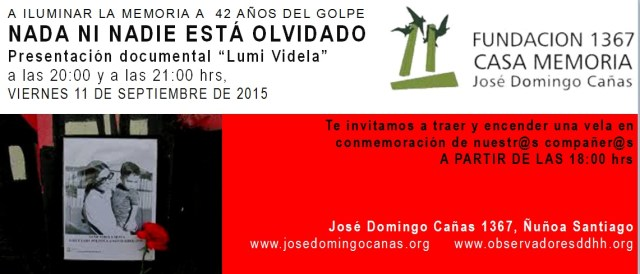 invitacion documental lumi