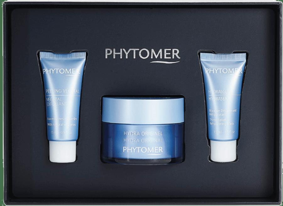 coffret Hydratation PHYTOMER - promotion - Josée Dubé Spa Urbain