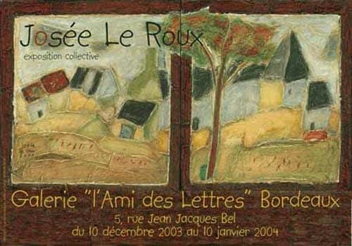 Bordeaux 2004, affiches