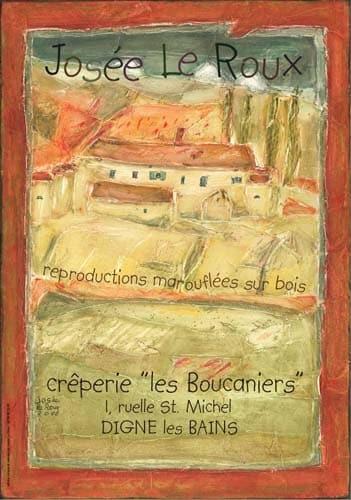 Boucaniers 2002, affiches