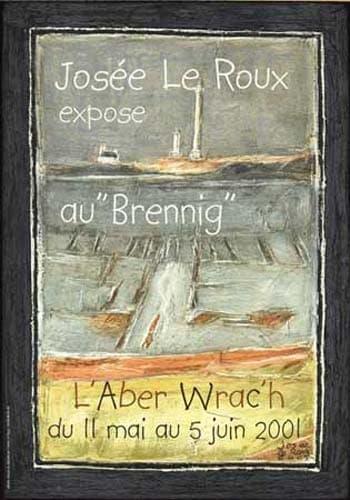 Brennig 2001, affiches