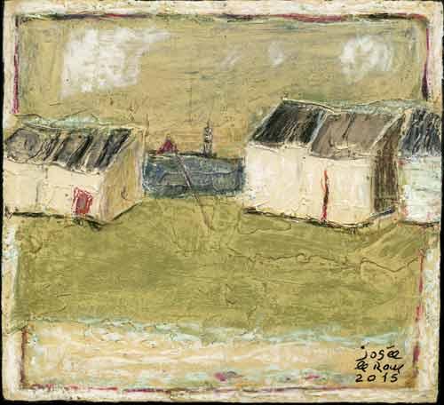 Les cabines III, Josée Le Roux