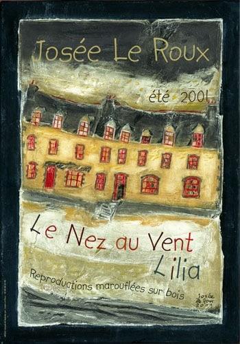 Lilia 2001, affiches