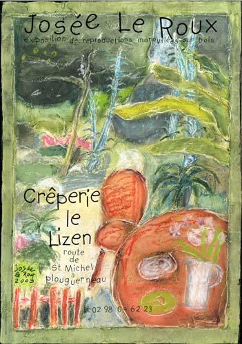 Lizen 2010, affiches