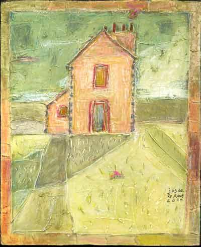 Maison de Lampaul 1