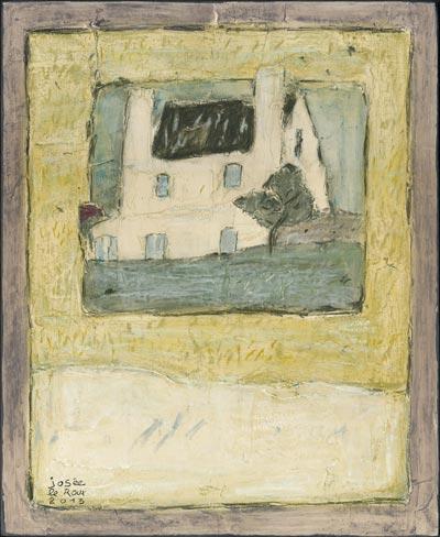 Sur la dune, Josée Le Roux