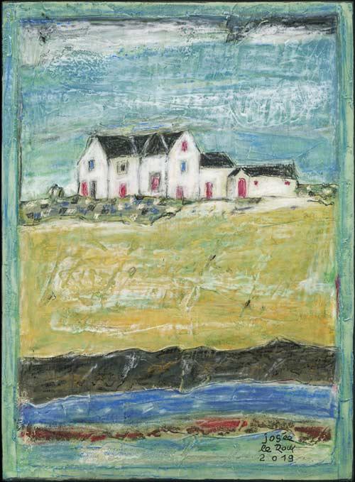 Île Keller II, Josée Le Roux